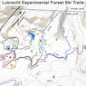Lubrecht Ski Trails