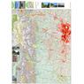 Alberta BC Backcountry & Gravel Roads map 02 2020