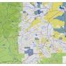 Colorado GMU 16 Topographic Hunting Map