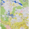 Colorado GMU 58 Topographic Hunting Map