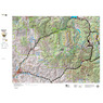 CO Mountain Goat Unit G8 Topographical Map