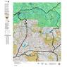CO Moose Unit 52 Land Ownership, Kill Site, and Habitat Map