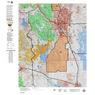 CO Moose Unit 59 Land Ownership, Kill Site, and Habitat Map
