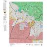 CO Moose Unit 73 Land Ownership, Kill Site, and Habitat Map