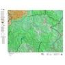 CO Moose Unit 76 Land Ownership, Kill Site, and Habitat Map