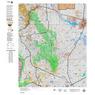 CO Moose Unit 84 Land Ownership, Kill Site, and Habitat Map
