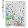 CO Moose Unit 9 Land Ownership, Kill Site, and Habitat Map