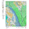 CO Moose Unit 7 Land Ownership, Kill Site, and Habitat Map