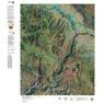 CO Moose Unit 1 Satellite, Kill Site, and Habitat Map