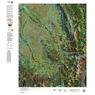 CO Moose Unit 171 Satellite, Kill Site, and Habitat Map