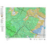 CO Moose Unit 68 Land Ownership, Kill Site, and Habitat Map