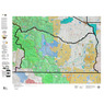 Colorado Unit 81 Land Ownership Map with Elk and Mule Deer Concentrations