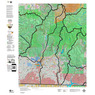 Colorado Unit 75 Land Ownership Map with Elk and Mule Deer Concentrations