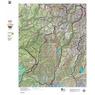 Colorado Unit 74 Mule Deer Summer, Winter Concentration Map