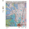 Colorado Unit 9 Mule Deer Summer, Winter Concentration Map