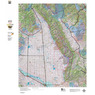 Colorado Unit 82 Mule Deer Summer, Winter Concentration Map