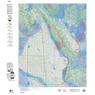 Colorado Unit 82 Mule Deer Summer, Winter Concentration Map 2021