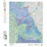 Colorado Unit 85 Mule Deer Summer, Winter Concentration Map 2021