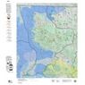 Colorado Unit 4 Mule Deer Summer, Winter Concentration Map 2021
