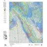 Colorado Unit 86 Mule Deer Summer, Winter Concentration Map 2021