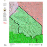 Montana Moose Hunting District 415 Land Ownerhip Map