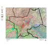 AZ Unit 11M Mule Deer Concentration Map