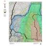 AZ Unit 12AW Mule Deer Concentration Map
