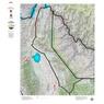 AZ Unit 15A Mule Deer Concentration Map