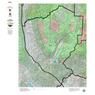 AZ Unit 18b Mule Deer Concentration Map