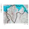 AZ Unit 15BW Mule Deer Concentration Map