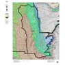 AZ Unit 12AE Mule Deer Concentration Map