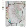 AZ Unit 15D Mule Deer Concentration Map
