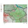 AZ Unit 24B Mule Deer Concentration Map