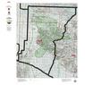 AZ Unit 45A Mule Deer Concentration Map