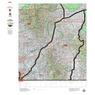 AZ Unit 35B Mule Deer Concentration Map