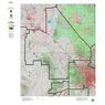 AZ Unit 37A Mule Deer Concentration Map