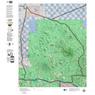 AZ Unit 7W Land Ownership Unit Map