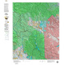 Wy Moose 6 Hybrid Hunting Map