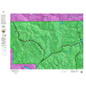 Wy Moose 14 Hybrid Hunting Map