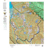 Wy White Tail Deer 51 Hybrid Hunting Map