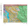 Wy White Tail Deer 52 Hybrid Hunting Map
