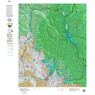 Wy Bighorn Sheep 8 Hybrid Hunting Map