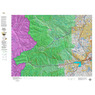 Wy Bighorn Sheep 26 Hybrid Hunting Map