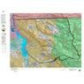 Wy Bighorn Sheep 10 Hybrid Hunting Map