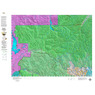 Wy Bighorn Sheep 4 Hybrid Hunting Map