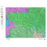 Wy Bighorn Sheep 4 Hybrid Hunting Map