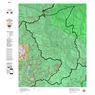 Idaho General Unit 16A Land Ownership Map