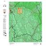 Idaho General Unit 19A Land Ownership Map