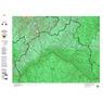 Idaho General Unit 20 Land Ownership Map