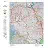 Idaho General Unit 11A Land Ownership Map